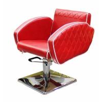 Парикмахерское кресло «Элит» с отстрочкой